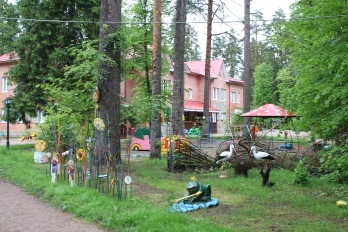 Загородная база в Ушково_1